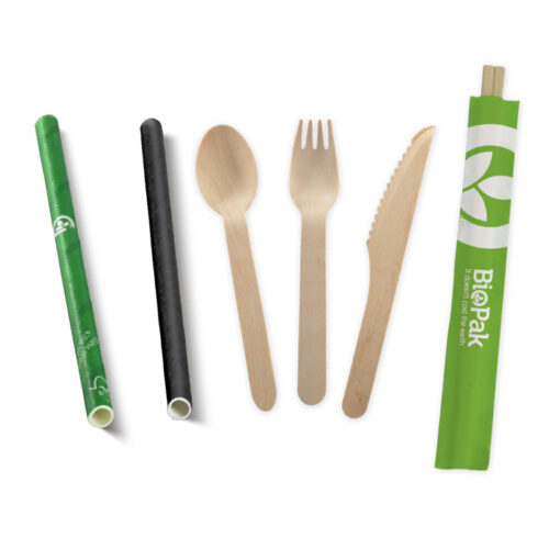 Straws and Cutlery